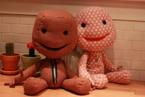 Sackboy sewing pattern. looking for a good one, i will make one of these