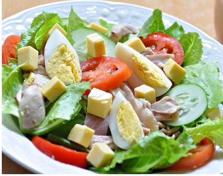 Nutritious Life: Chef's Salad