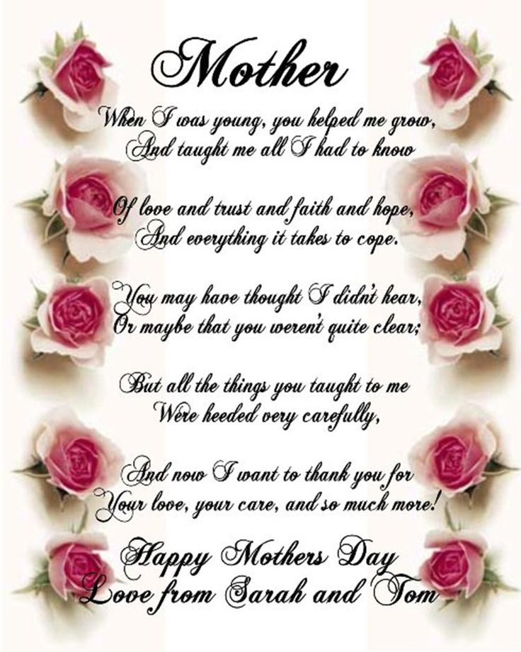 Wishing A Happy Mother's Day - find your special gift - CLICK THE PIC