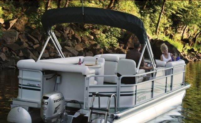 Premier Pontoon Boats: Premier Sunsation