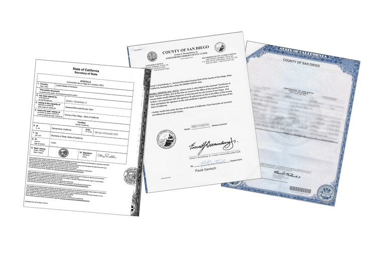 Del Norte County Certificate of Live Birth from the 80´s ready for - copy fresno california birth certificates