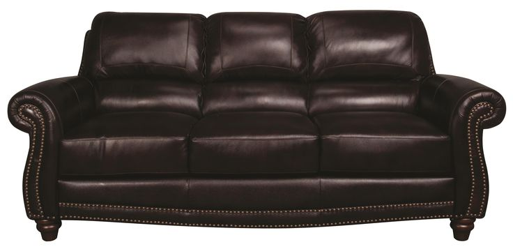 Amari Amari 100 Leather Sofa By Morris Home Furnishings