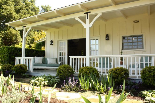11 best images about vertical siding on pinterest for Back porch ideas for ranch style homes