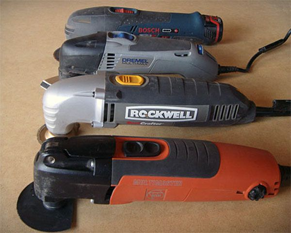 Can These Four Oscillating Hand Tools Stand Up to Traditional Power Tools?