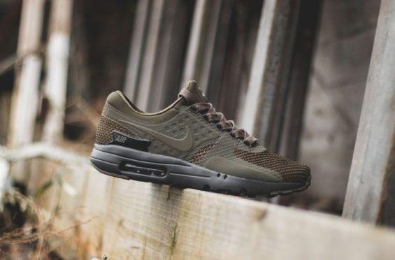 http://SneakersCartel.com Dark Loden Highlights The Latest Nike Air Max Zero Premium #sneakers #shoes #kicks #jordan #lebron #nba #nike #adidas #reebok #airjordan #sneakerhead #fashion #sneakerscartel