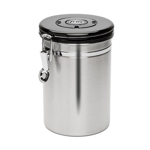 Coffee storage canister