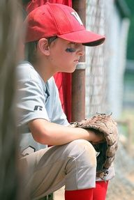 Photos Baseball Posing Ideas | The memories this picture brings of my two boys playing baseball! :-)
