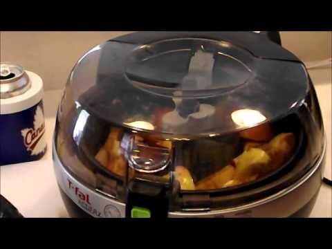 Fried Apples T-Fal Actifry