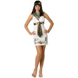 Gorgeous Cleopatra Teen Halloween Costumes