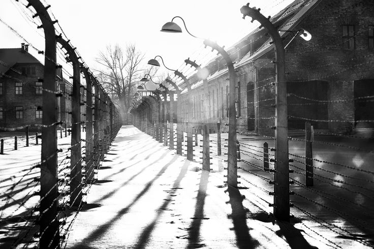 Fences of the Auschwitz I camp. | by MariuszB on 500px