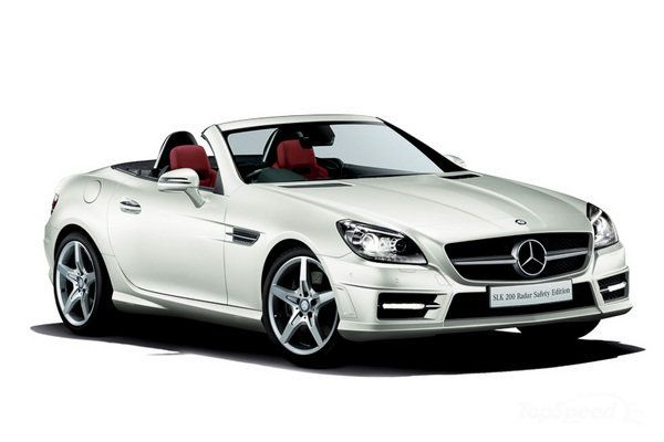 2013 Mercedes-Benz SLK 200 Radar Safety Edition
