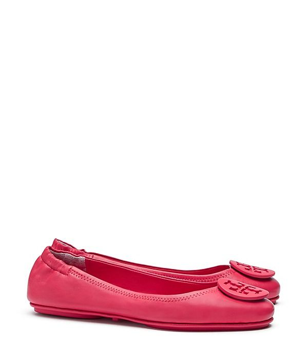 Visit Tory Burch to shop for Ballerines De Voyage Minnie Avec Logo, En Cuir  and more Womens Minnie. Find designer shoes, handbags, clothing & more of  this ...