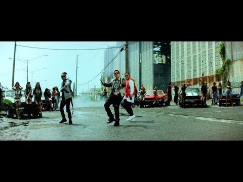 De La Ghetto, Daddy Yankee, Ozuna & Chris Jeday - La Formula   Video Ofi...