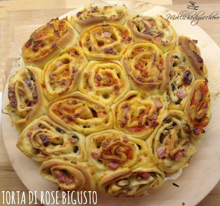 torta di rose bigusto