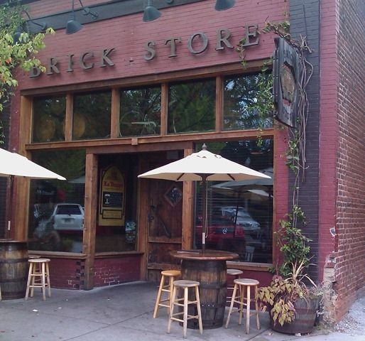 Brick Store Pub  Voted 2nd Best Beer Pub in the world, located just outside Atlanta in Decatur