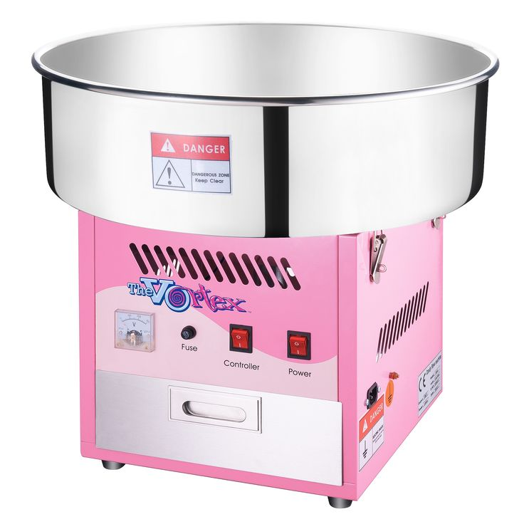 Great Northern Popcorn Commercial Electric Cotton Candy Machine