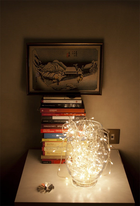 Photo by Stefano Bravo ---  http://stefanobravo.wordpress.com/  #books #change #chinese #christmas #cina #lights #luci #natale #pensiero #xmas