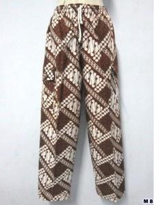 Celana Batik pekalongan