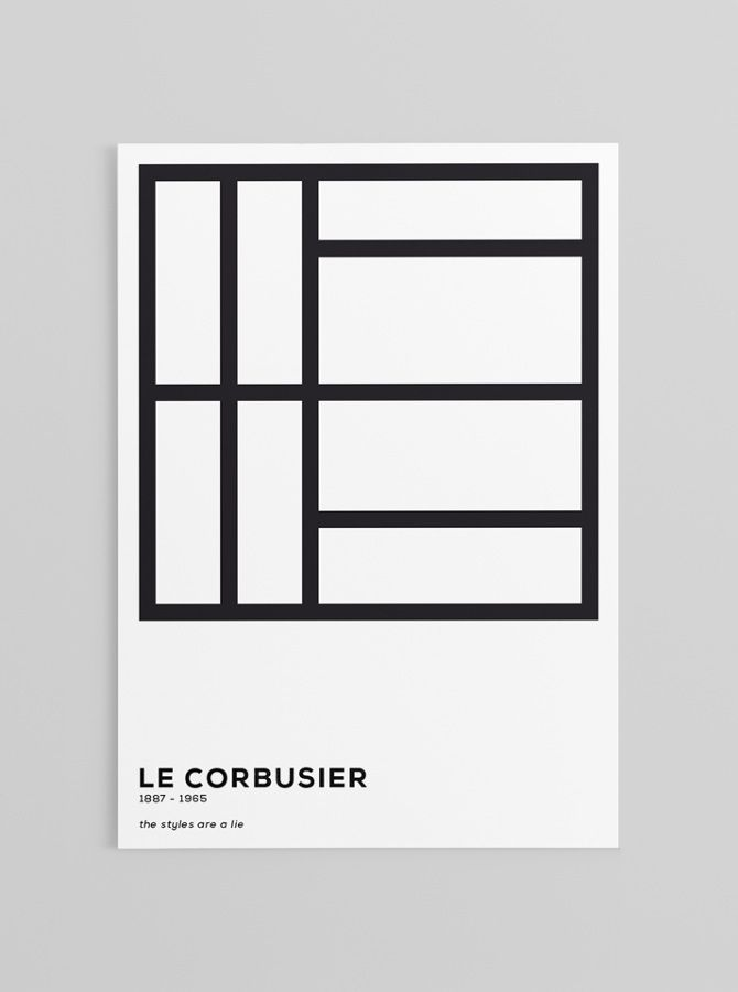 The styles are a lie - Luís de Sousa Teixeira — Designspiration