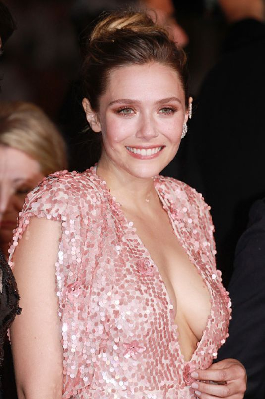 ELIZABETH OLSEN at The Square Screening in Cannes 05/20/2017