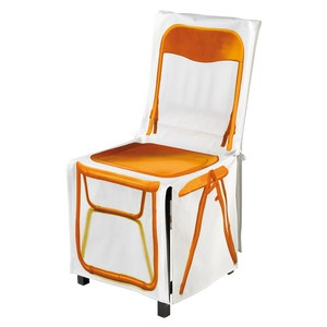 Fitihex Zip Chair Cover Orange, £41, now featured on Fab.