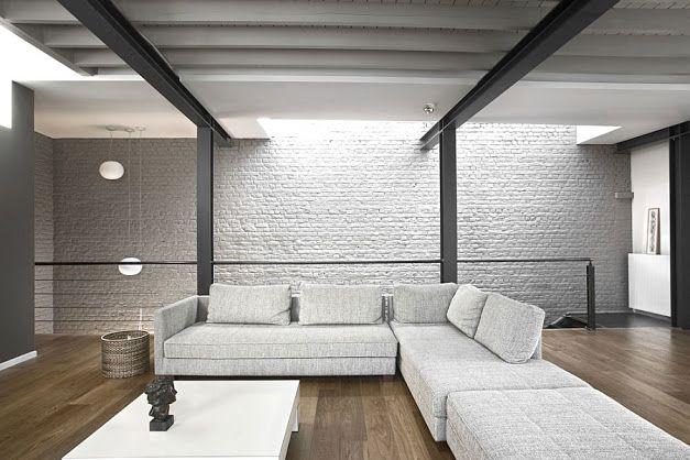 Painted Steel Interior   Google Search | RSJu0027s | Pinterest | Steel, Google  Search And Interiors