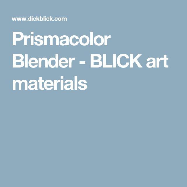 Prismacolor Blender - BLICK art materials