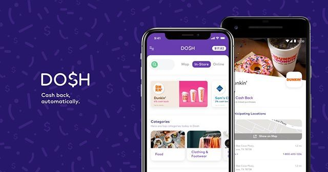 Easy way to earn money by shopping! @Dosh – My Photos