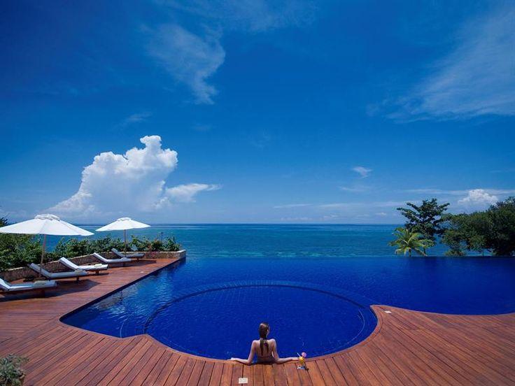 #Eskaya Beach Resort #Panglao #Bohol | This looks refreshing