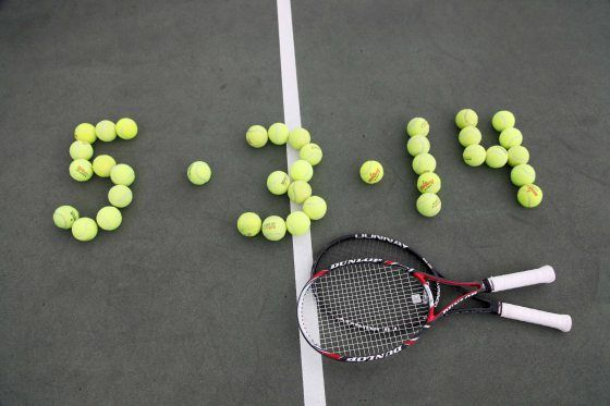 Can see doing this idea with different kinds of sports balls.