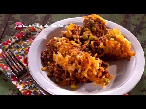 Savory Shepherd's Pie | Farmhouse Rules | Food Network Asia - YouTube