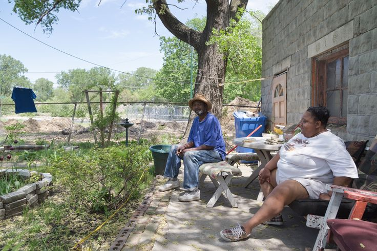 Englewood Chicago | In Their Backyard