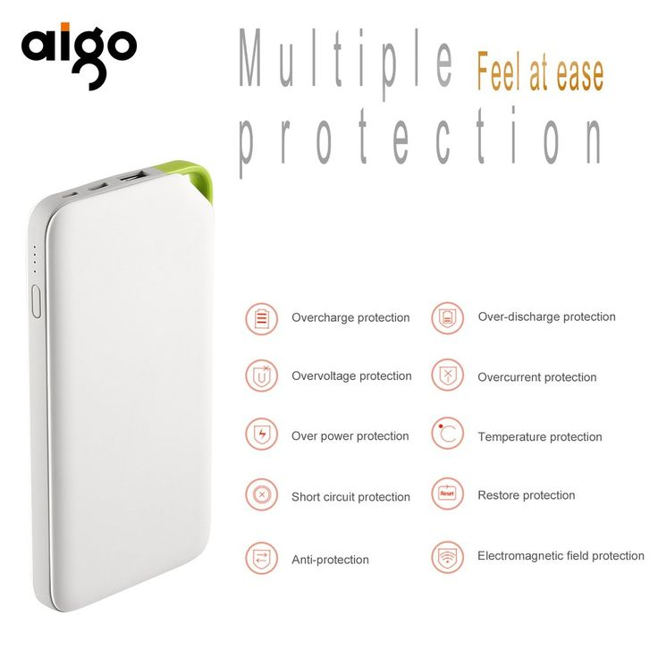 Like and Share if you want this  Aigo Powerbank 10000mAh Portable Power Bank Charger Backup External Battery Pack for Smartphones Tablet PC Rechargeable 5V/2A     Tag a friend who would love this!     FREE Shipping Worldwide     Buy one here---> https://shoppingafter.com/products/aigo-powerbank-10000mah-portable-power-bank-charger-backup-external-battery-pack-for-smartphones-tablet-pc-rechargeable-5v2a/