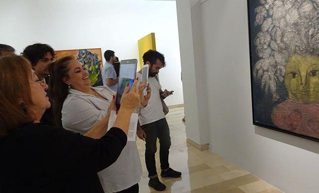 Museo Antropológico Y De Arte Contemporáneo Malecón Y Loja La única Exposición En Guayaquil Que Tiene Realidad Aumenta Museos Exposiciones Arte Contemporaneo