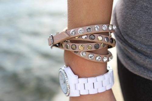 : Summer Spr Fashion, Arm Candy, Wrap Bracelets, Wraps Bracelets Repin, Bracelets Repin By Pinterest, Aesthetics, Girls Stuff, Wrist Wear, Style Fashion