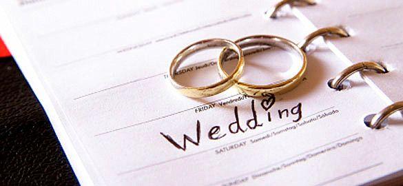 Planning Matrimonio | Cose da Fare per Sposarsi