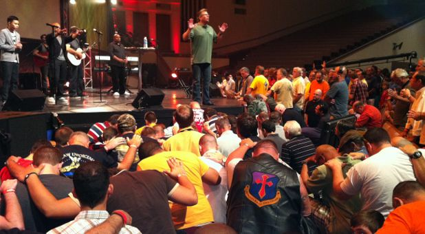Promise Keepers 'Is Back'—Let's Rally Men to Attend This Year