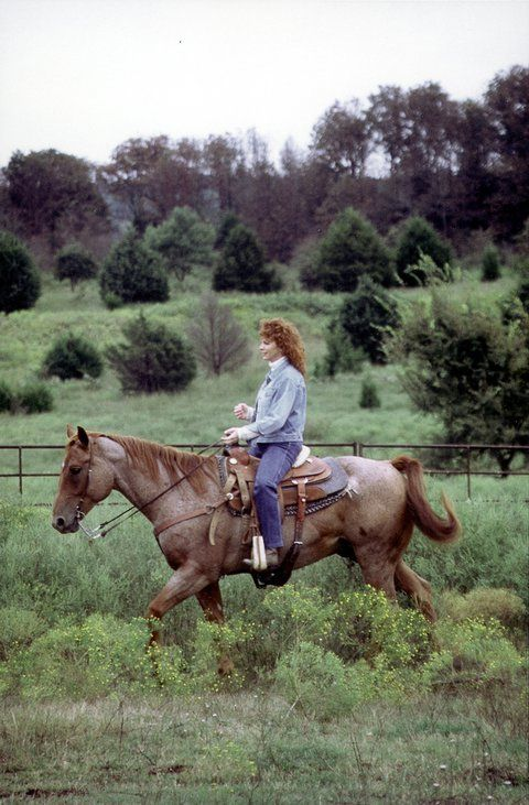 What a beautiful picture of Reba!