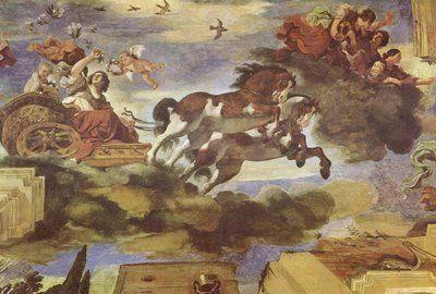 Mitología. Eos, la diosa de la Aurora