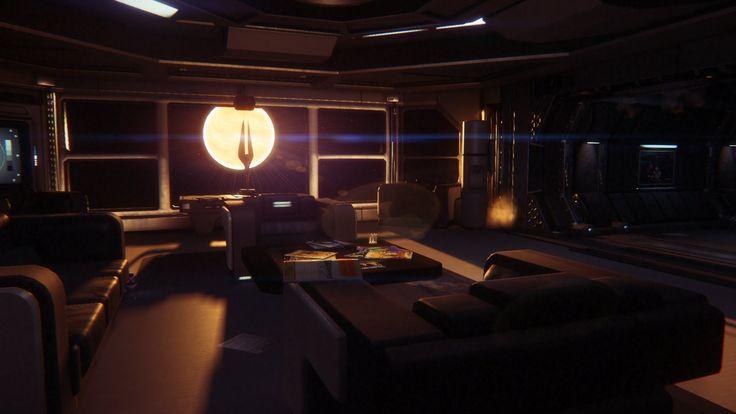 Alien Isolation: DLC Refugio Seguro (Español). En Refugio Seguro nos pondremos en la piel de Hughes. #AlienIsolation
