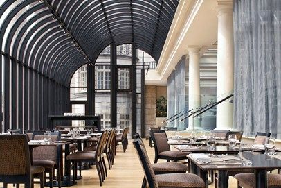 The Terrace Grill and Bar at Le Méridien Piccadilly, London