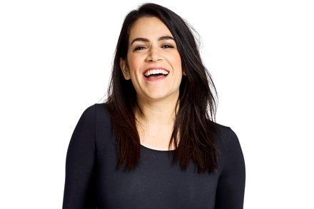 Abbi Jacobson Didnt Expect Hillary Clinton to Come on Her Show