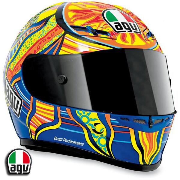 AGV GP-Tech 5 Continents Helmet  http://stores.sportbiketrackgear.com/Detail.bok?no=5931