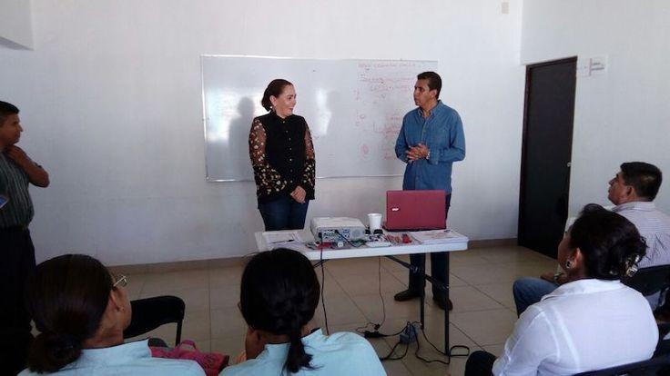Imparten capacitación en marketing digital a sector turístico de Tehuantepec