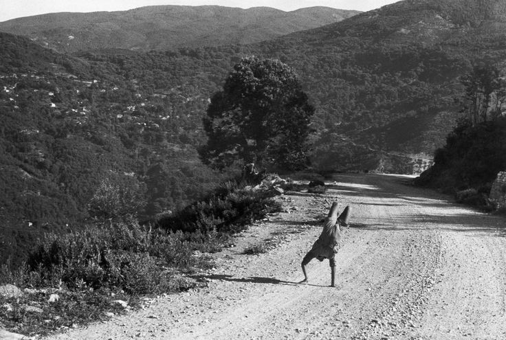 Henri Cartier-Bresson  GREECE. Epirus. 1961.