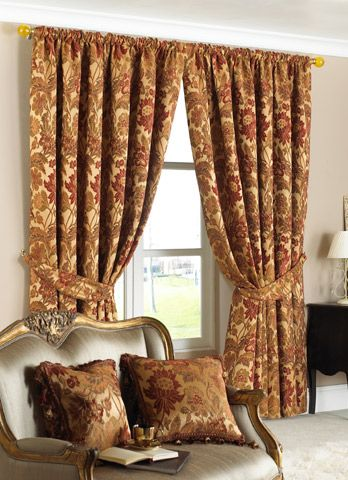 Belgravia Gold Pencil Pleat Curtains 229 X 229 Belgravia Pencil Pleat  Curtains 229 X 229 Pair Of Jacquard Chenille Luxury Curtains With A  Contemporary Twist