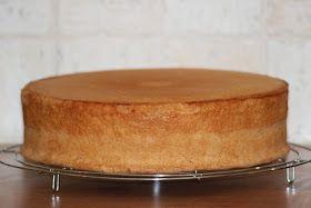 Kanapeet: Täytekakkupohja - resepti ja tietopaketti onnistuneen kakun tekoon