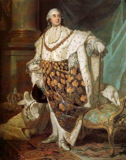 LOUIS XVI (1754-1793), ROI DE FRANCE (1774 -1792)