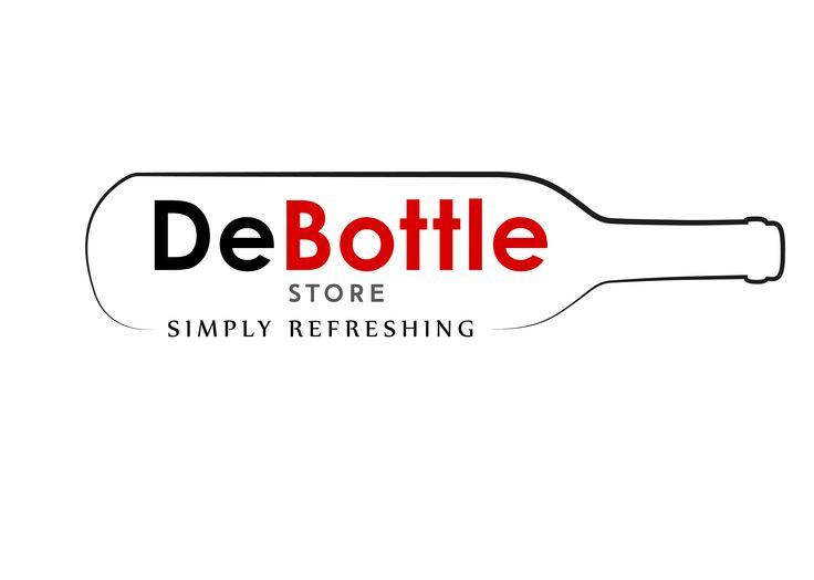 DeBottle Store #logo designed by Logo Design Company