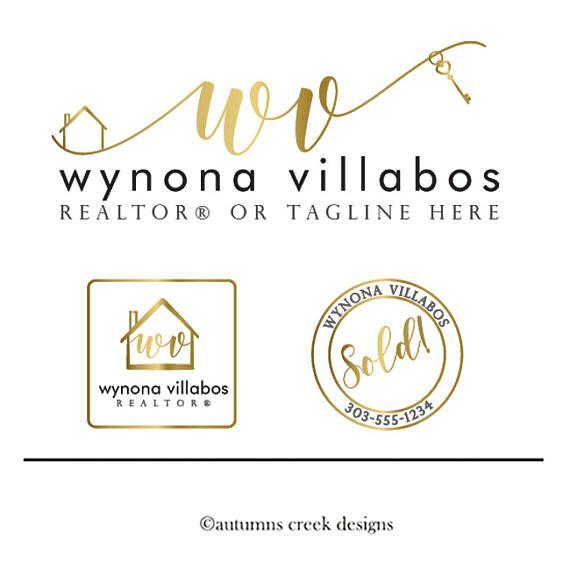 real estate logo real estate branding realtor logo design key